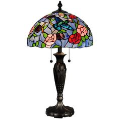 Czech Fruit Basket Table Lamp 1920s Art Deco Etsy
