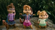 Chipwrecked - the-chipettes Photo