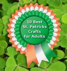 10 Best St. Patrick's Day Crafts for Adults