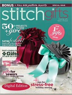 A personal favorite from my Etsy shop https://www.etsy.com/listing/583571374/sewing-magazinestitch-magazine-by
