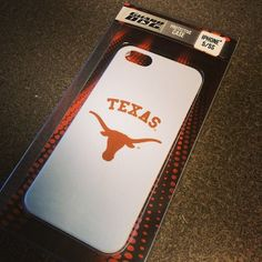#ut #longhorns iPhone 5/5s case at #mobilemars #hookem #hookemhorns #texaslonghorns #texas