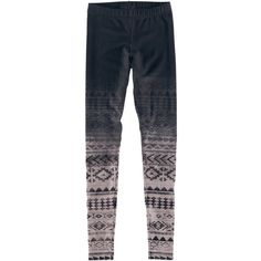 H Leggings ($16) ❤ liked on Polyvore