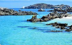 Bahia Inglesa, north of Chile