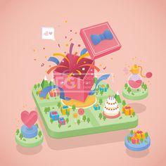 SILL209, 프리진, 일러스트, 지도, 벡터, 에프지아이, 오브젝트, 아이소메트릭, 나무, 산, 생활, 라이프, 이벤트, 기념일, 선물, 선물상자, 하트, 사랑, 케이크, 향수, 장식, 사탕, 막대사탕, 리본, 별, 일러스트, illust, illustration #유토이미지 #프리진 #utoimage #freegine 19926591