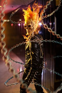 Ghost Rider 02 by AbsoluteZero666