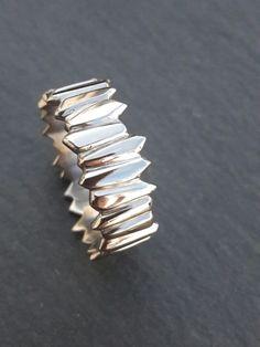 Jewelry Art, Creations, Silver Rings, Handmade, Hand Made, Handarbeit