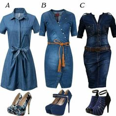 For the love of denim...