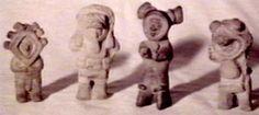 Space suited figures Ecuador