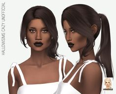 [TS4] HALLOWSIMS CAZY UNOFFICIAL: SOLIDSRequested by @sheniqua…