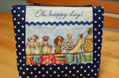 Happy Day, Pot Holders, Bags, Hot Pads, Potholders