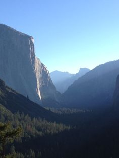 Yosemite National Park - Autumn trip!