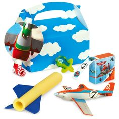Disney Planes Birthday Party pack Supplies Favors
