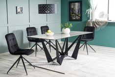 Dinner Room, Luxury Dining Room, New Interior Design, Dining Room Table, Dining Rooms, Center Table, Beautiful Living Rooms, Living Room Designs, Designer