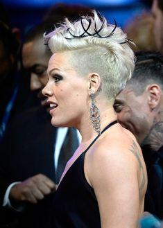 Pink - 56th GRAMMY Awards - Show