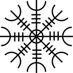 Top 10 Viking Symbols And Meanings Vikings used a number of ancient symbols based on Norse mythology. Symbols played a vital role in the Viking society and were used to represent their gods, beli Viking Tattoo Symbol, Norse Tattoo, Symbol Tattoos, Viking Tattoo Design, Viking Tattoos, Tatoos, Wiccan Tattoos, Inca Tattoo, Viking Symbols And Meanings