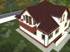 Pret Casa La Rosu in Suceava Costa, Cherry, Cabin, House Styles, Home Decor, Decoration Home, Room Decor, Cabins, Cottage
