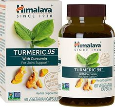 Himalaya Turmeric 95 with Curcumin for Joint Support