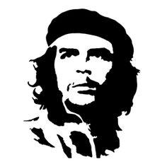 Che Guevara Stencil