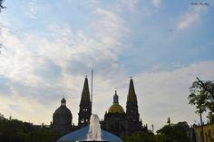 https://flic.kr/p/BRvAue | Catedral de Guadalajara | Un atardecer en Guadalajara.