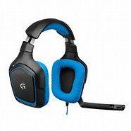 Logitech G430 7.1CH Surround Sound Gaming Headset $59