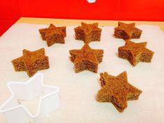 Estrellas bizcocho