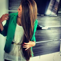 long hair dont care  please can i have your hair? ♥