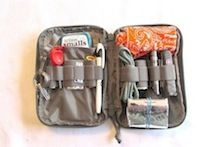 32-piece Every Day Carry (EDC) Survival Kit. My wilderness-survival loving son would love this!