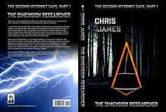 Full cover of Dimension Researcher with new synopsis