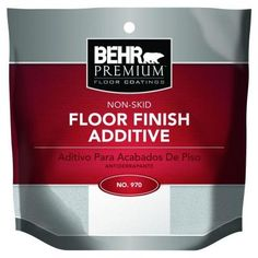 BEHR Premium Non-Skid Floor Finish Additive-97024 at The Home Depot