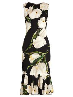 d3c0753061a8c Dolce   Gabbana - Mini abito a stampa in broccato - Simbolo inconfutabile  dell amore
