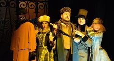 Ankara Devlet Tiyatrosu Rusya'dan ödülle döndü