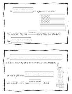 #3 and #5 American Symbols freebie