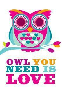 Owl saying