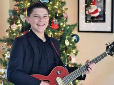 Our Parkinson's Place: Young Paramus Guitarist Performing In England For ...