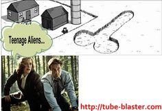 Teenage Aliens v2