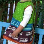 Come fare un grembiule proteggi vestiti per bambini