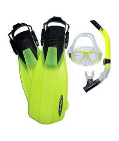 c57e8ad7fc Power Play Scuba Snorkel Package  Diving  amp  Snorkeling Sporting Goods -  https