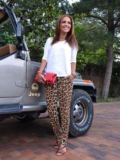 Tras la pista de Paula Echevarría » No guardes los 'baggy pants'