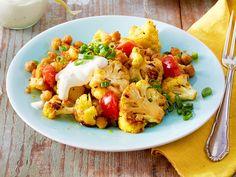 Reich an Vitalstoffen, leicht verdaulich und vor allem lecker - wir haben Rezepte für ein gesundes Mittagessen für Sie zusammengestellt!