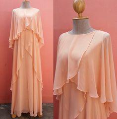Maxi dress 70 ribuan