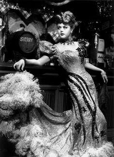helen rose costume designer | ... , The Harvey Girls, 1946Costume design by Helen Rose
