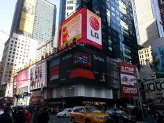 Microsoft Surface Ad Time Square, New York City #4