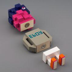 eBoy - Blockbob Toys - Potato