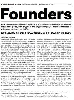 Founders Grotesk