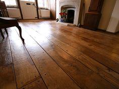 18th Century Reclaimed Oak Planks / Reclaimed Oak Flooring