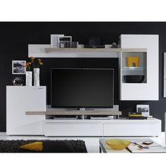 "Obývací stěna ,,Piano"" My House, Flat Screen, Furniture, Home, Type 1, Living Rooms, Facebook, Heart, Photos"