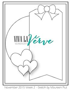 Viva la Verve Sketches: Viva la Verve November Week 2 Sketch