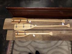 Paddles with hooks by newleafgalleries, via Flickr