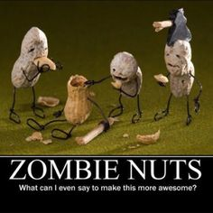 zombie nuts