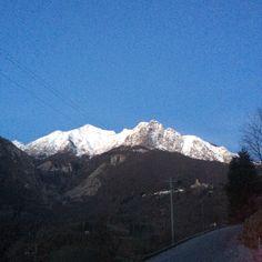 White Alpi Apuane